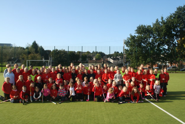 BHC TOP JUNIOR SPORTS CLUB IN DISTRICT