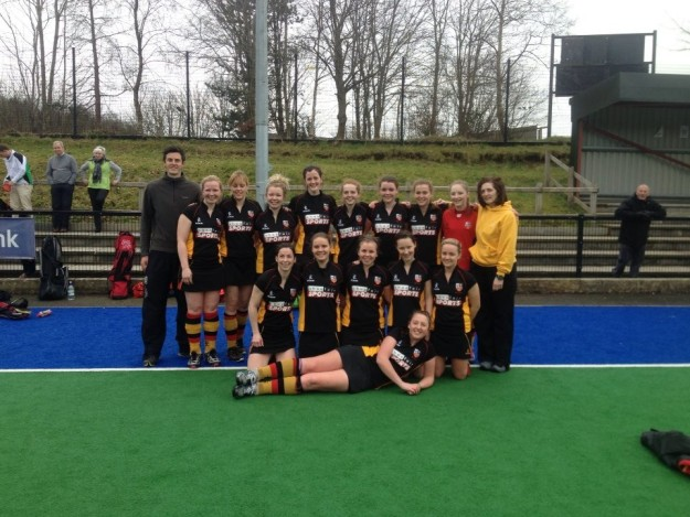 Ladies 1s and Mens 4s secure promotion and U11 Girls win Cup