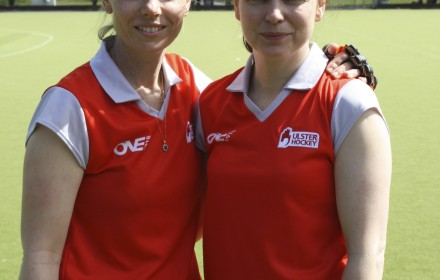 Rosie & Ash ulster masters