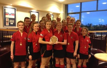 U15 Ulster Plate Winners 2014 009