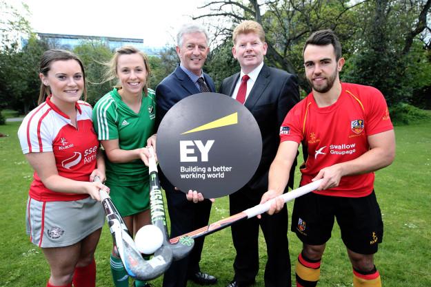 EY announced as sponsor of Irish Hockey League