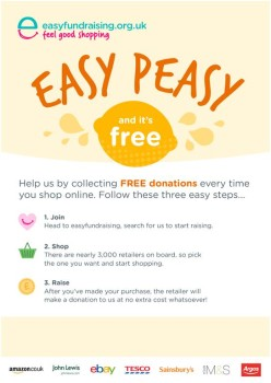 easyfundraising how to